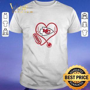 Original stethoscope Kansas City Chiefs shirt