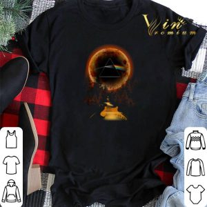 Pink Floyd Guitarist and moon shirt sweater