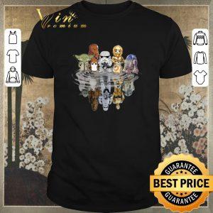 Premium Chibi Star Wars Characters Reflection shirt sweater
