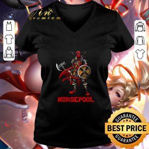Pretty Deadpool Norsepool Viking shirt 1