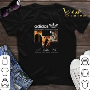 Signatures adidas all day i dream about Supernatural shirt