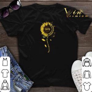 Sunflower 1979 40 anos sendo incrivel voce e meu raio de sol shirt sweater