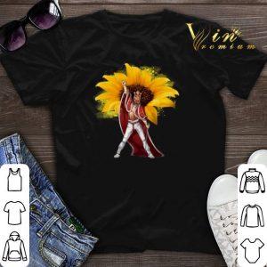 Sunflower Freddie Mercury The King Of Queen shirt sweater