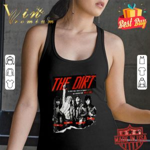The Dirt Motley Crue Mick Vince Tommy Nikki shirt 2