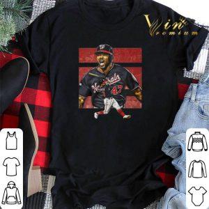 Washington Nationals Howie Kendrick shirt sweater