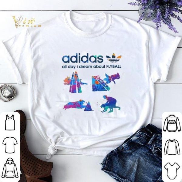 adidas all day i dream about Flyball shirt sweater