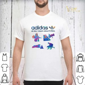adidas all day i dream about Flyball shirt sweater 2