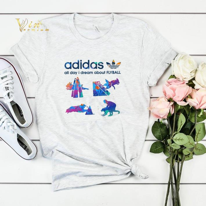 adidas all day i dream about Flyball shirt sweater 4 - adidas all day i dream about Flyball shirt sweater