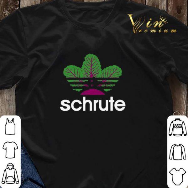 Adidas Dwight Schrute shirt