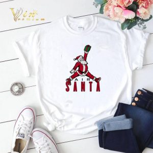Air Jordan Air Santa Christmas shirt sweater