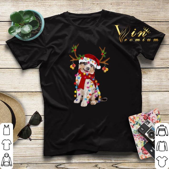 Aussie gorgeous reindeer Christmas shirt 4 - Aussie gorgeous reindeer Christmas shirt