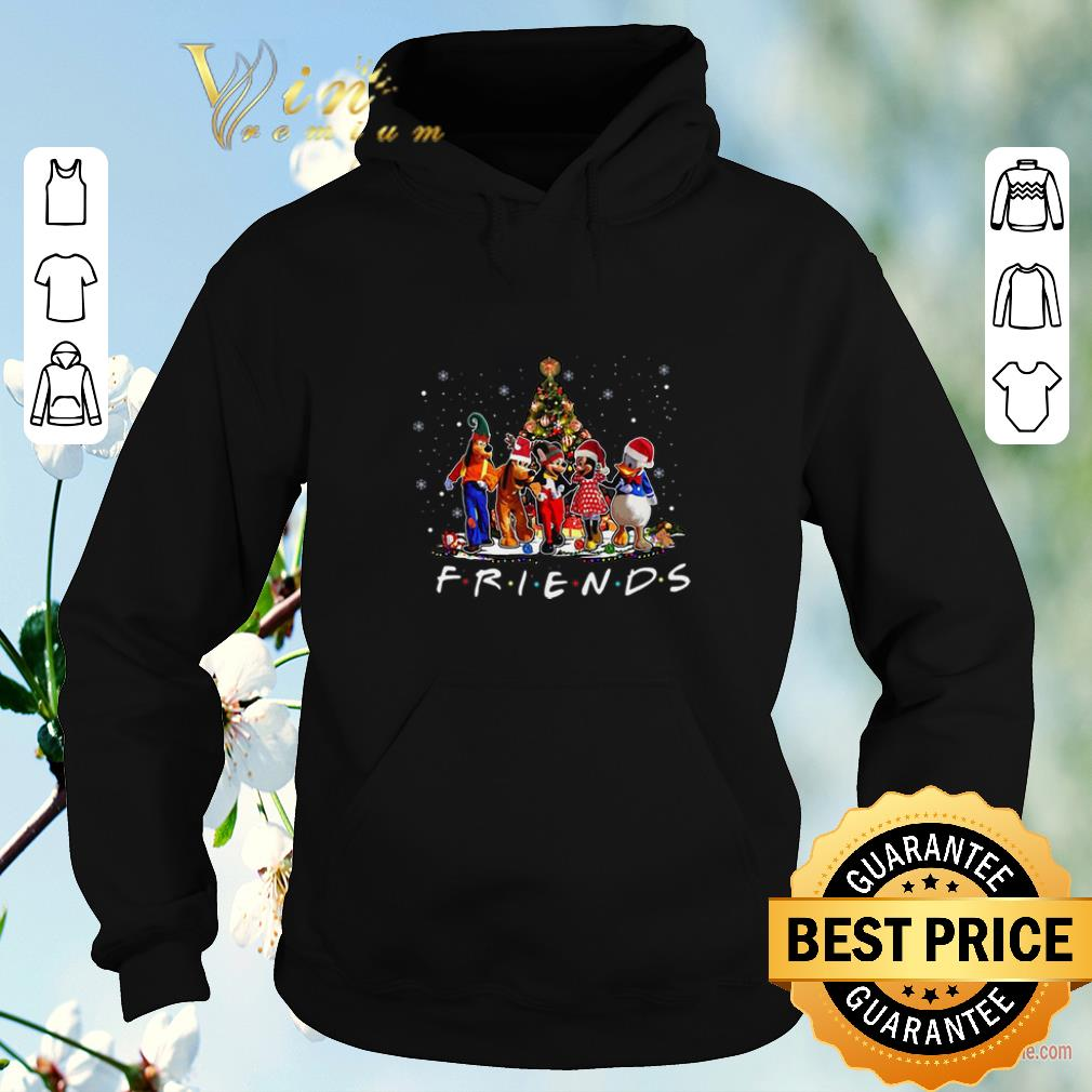 Awesome Friends Mickey Mouse characters Christmas tree Disney shirt sweater 4 - Awesome Friends Mickey Mouse characters Christmas tree Disney shirt sweater