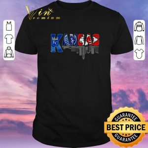Awesome Kansas City Chiefs Kansas sport team Kansas City Royals shirt