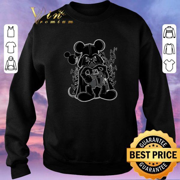 Awesome Mickey Mouse Darth Vader shirt