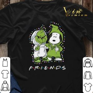 Baby Grinch and Snoopy Friends shirt 2