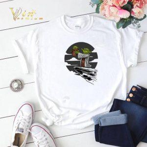 Baby Yoda Mandalorian Star Wars Kawaii King shirt sweater