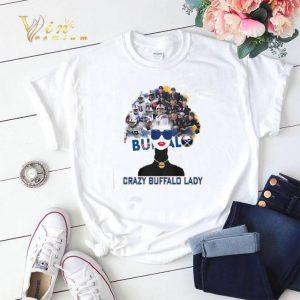 Buffalo Bills Crazy Buffalo Lady shirt sweater