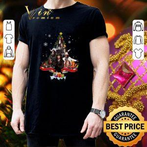 Cheap Alice Cooper Christmas tree shirt 2