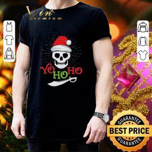 Cheap Skull Yo Ho Ho Pirate Boat Cruise Christmas shirt 2