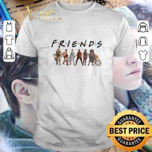 Cheap Star Wars Friends characters shirt