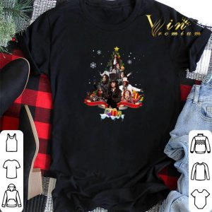 Christmas tree Alice Cooper shirt