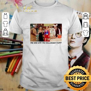 Cool The one with the halloween party Friends TV 2001 shirt