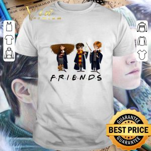 Funny Friends Harry Potter shirt