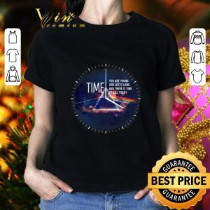 Funny Pink Floyd you are young and life is long and there is time to kill today shirt