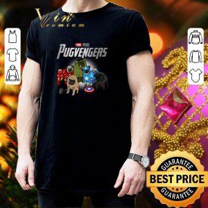 Funny Pug Pugvengers Marvel Avengers shirt 2