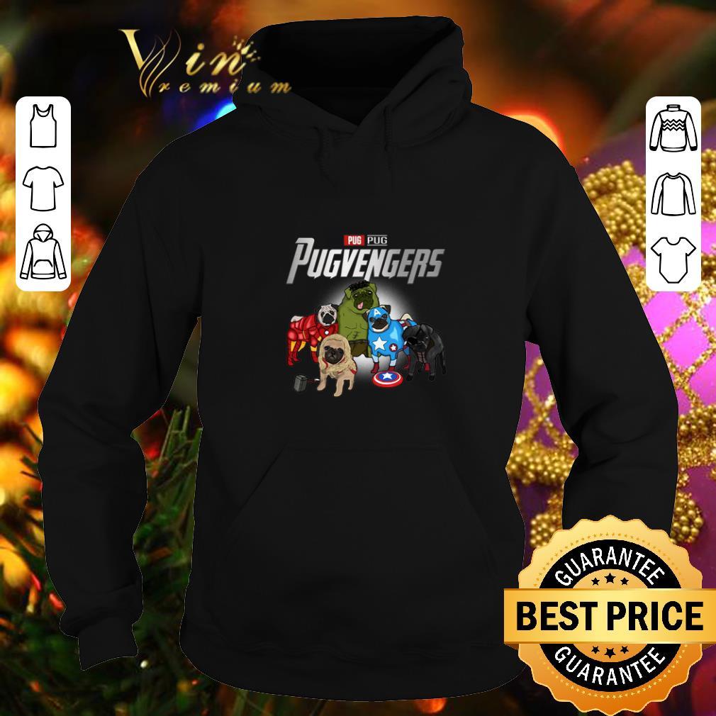 Funny Pug Pugvengers Marvel Avengers shirt 4 - Funny Pug Pugvengers Marvel Avengers shirt
