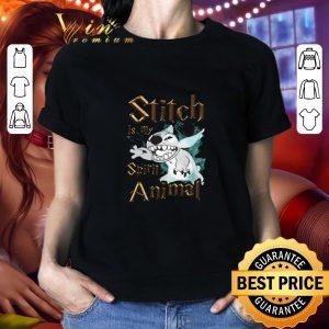 Funny Stitch is my spirit animal shirt
