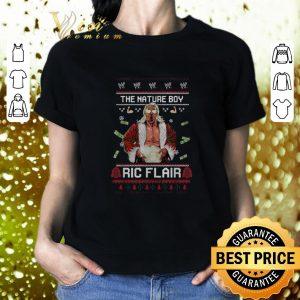 Funny The Nature Boy Ric Flair Christmas shirt