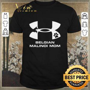Funny Under Armour Belgian Malinois Mom shirt sweater