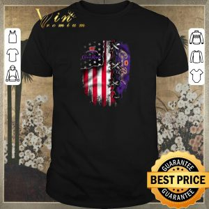 Hot Crown Royal American flag shirt