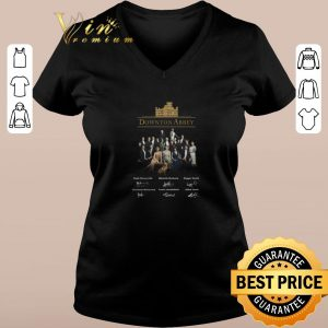 Hot Downton Abbey all character signatures shirt sweater 2019