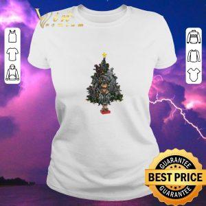 Hot Godzilla Christmas Tree shirt sweater