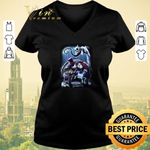 Hot Jack Skellington And Sally The Nightmare Before Christmas shirt sweater