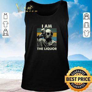 Hot Jim Lahey I am the liquor vintage shirt 2020