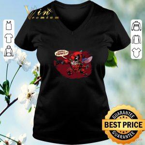 Hot Stitch Deadpool where's Francis shirt sweater
