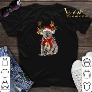 Koala reindeer Merry Christmas shirt sweater