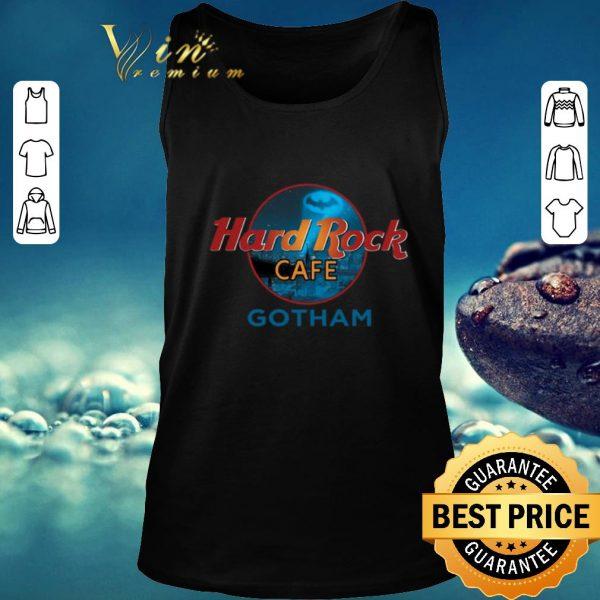 Nice Hard Rock Cafe Gotham shirt  sweater 2019