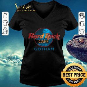 Nice Hard Rock Cafe Gotham shirt  sweater 2019 2
