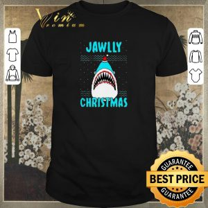 Nice Jaws Jawlly Christmas shirt sweater