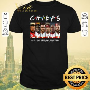 Nice Kansas City Chiefs i'll be there for you Friends shirt sweater