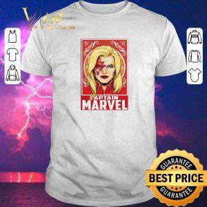Nice Kiss Captain Marvel Space Pose shirt sweater