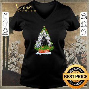 Official Darth Vader Stormtrooper Christmas Tree Gift shirt sweater