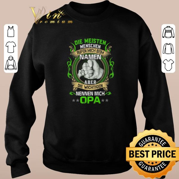 Official Occupational therapy nobody knows what we do shirt sweater 2019