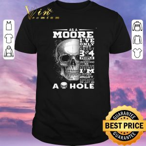 Official Skull As an Moore i've only met about 3 or 4 people that understand shirt sweater