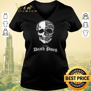 Official Skull you call it demonic because you hear screaming shirt sweater