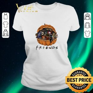 Original Horror characters Chibi in pumpkin Friends shirt sweater